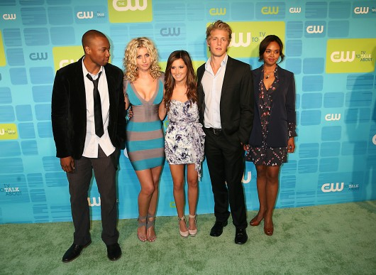 Aly Michalka At the CW Upfront Presentation in NYC – adds