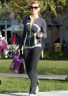 Aly Michalka Shows off Her Amazing Body While Shopping with AJ in Calabasas-10
