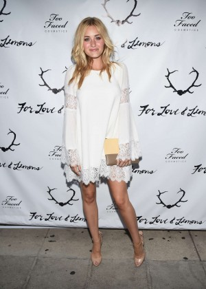 Alyson Aly Michalka - For Love and Lemons annual SKIVVIES party-02