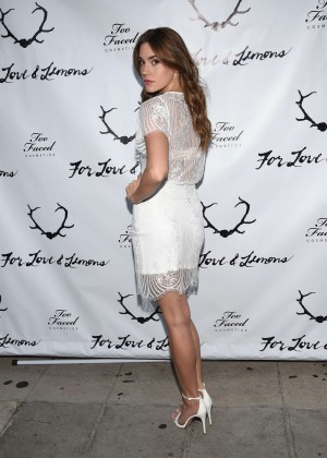 Alyson Aly Michalka - For Love and Lemons annual SKIVVIES party-06