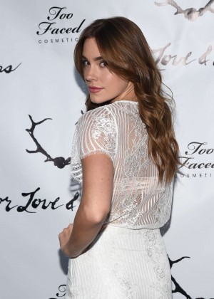 Alyson Aly Michalka - For Love and Lemons annual SKIVVIES party-07