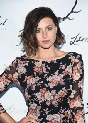 Alyson Aly Michalka - For Love and Lemons annual SKIVVIES party-09