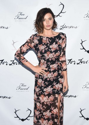 Alyson Aly Michalka - For Love and Lemons annual SKIVVIES party-12