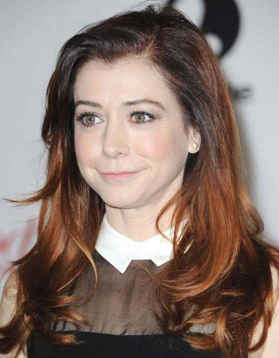 Alyson Hannigan: 2013 Women in Entertainment Breakfast -09