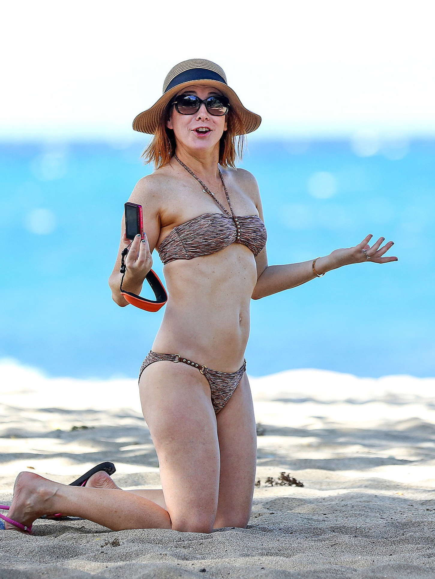 Recollect Hot alyson hannigan bikini that necessary