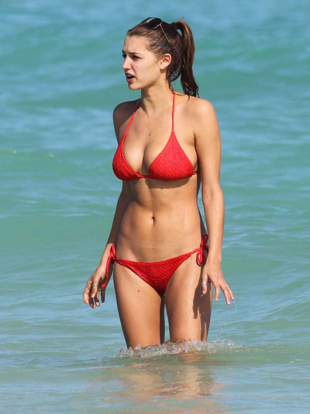Alyssa Arce 2013 : Alyssa Arce Hot Bikini Photos: Miami -03