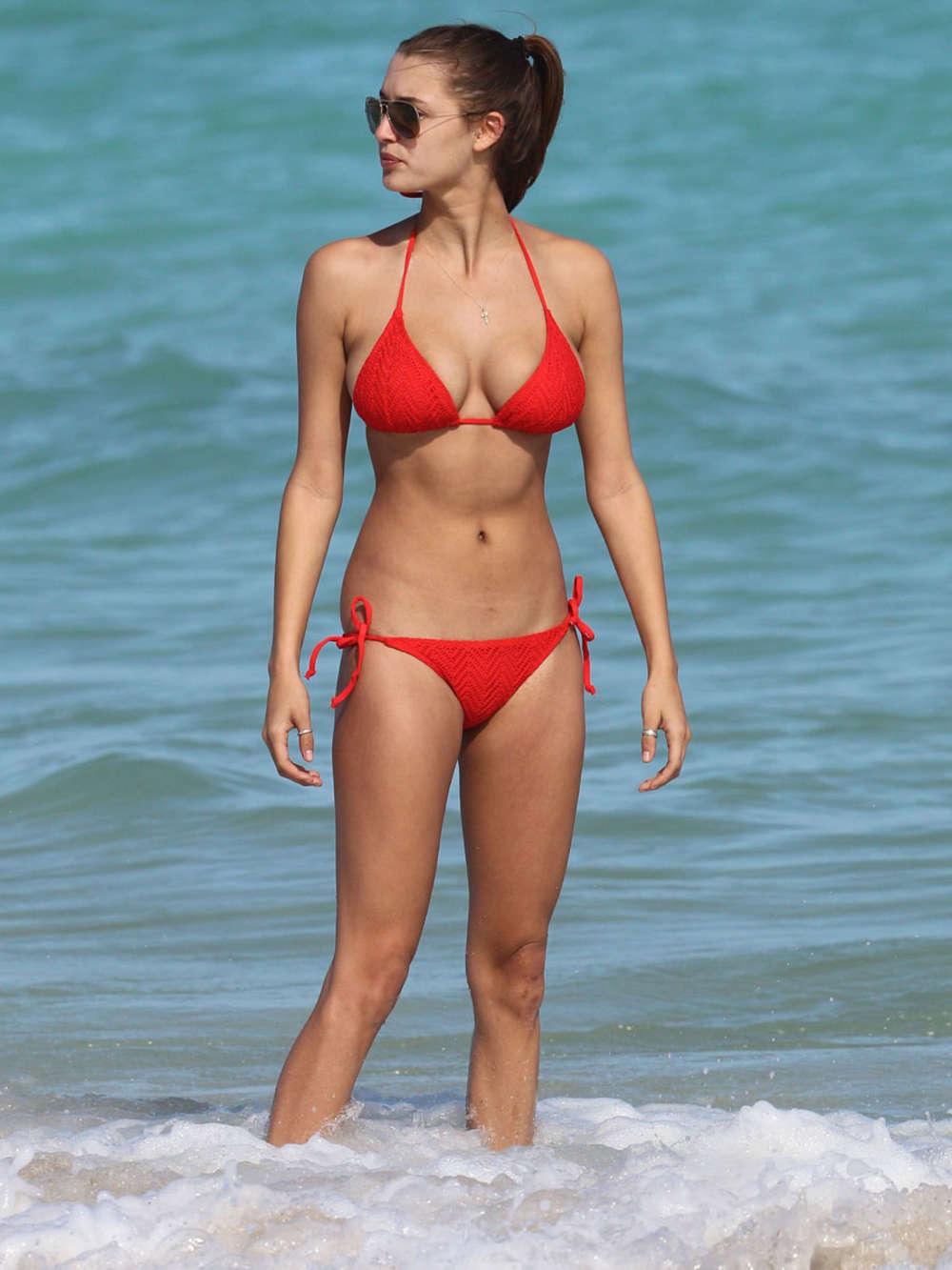 Alyssa Arce 2013 : Alyssa Arce Hot Bikini Photos: Miami -12