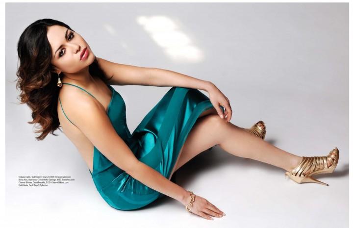 Alyssa Diaz - Regard Magazine (February 2013)