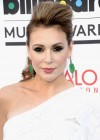 Alyssa Milano at the 2013 Billboard Music Awards in Las Vegas -11