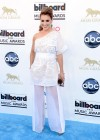 Alyssa Milano at the 2013 Billboard Music Awards in Las Vegas -13