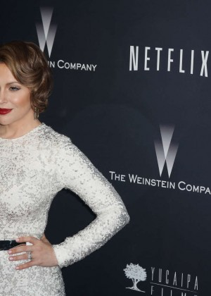 Alyssa Milano: 2014 The Weinstein Company and Netflix GG after party -02