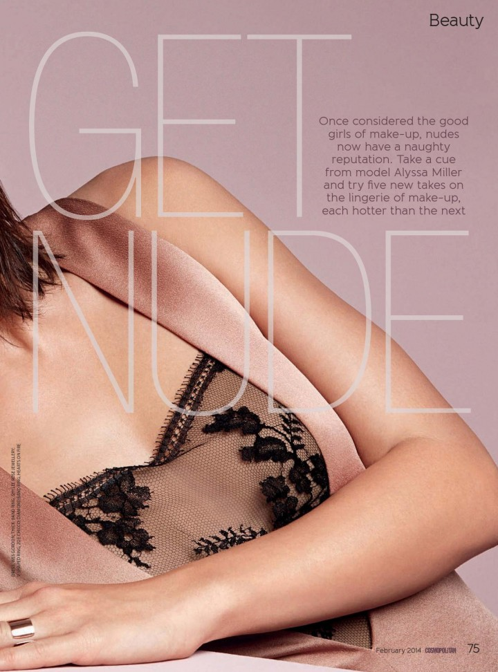 Alyssa Miller 2014 : Alyssa Miller: Cosmopolitan Magazine -01