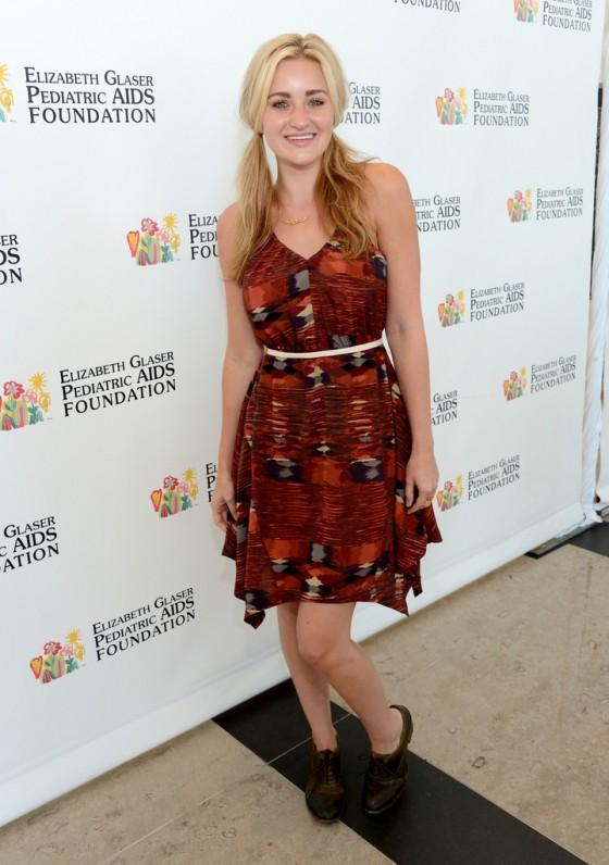 Amanda AJ Michalka – Elizabeth Glaser Pediatric AIDS Foundation's 24th Annual A Time For Heroes in LA