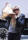 Amanda Bynes in NYC -06