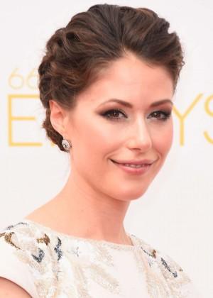 Amanda Crew - 66th annual Primetime Emmy Awards in LA