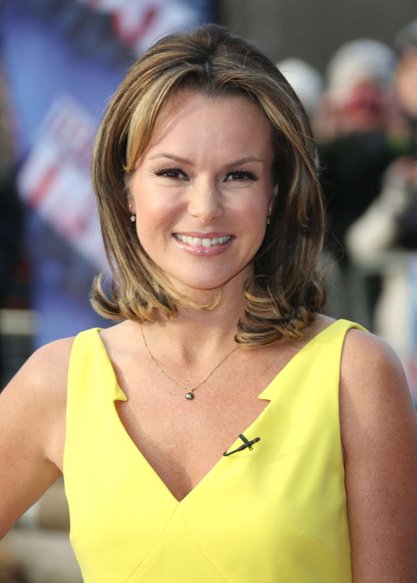 Amanda Holden – 2013 Britain's Got Talent Auditions in Cardiff