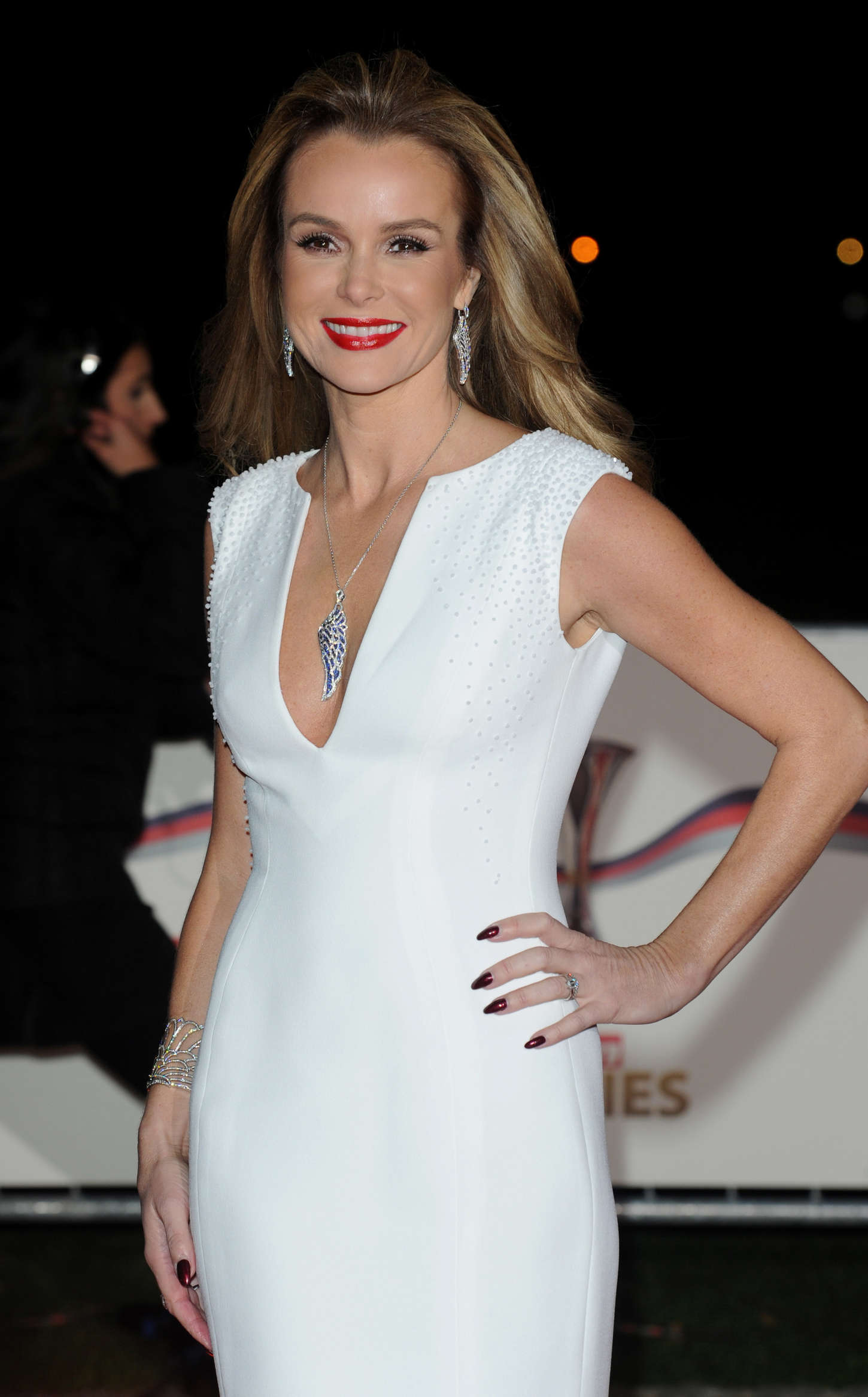 Amanda Holden - A Night Of Heroes: The Sun Military Awards ...