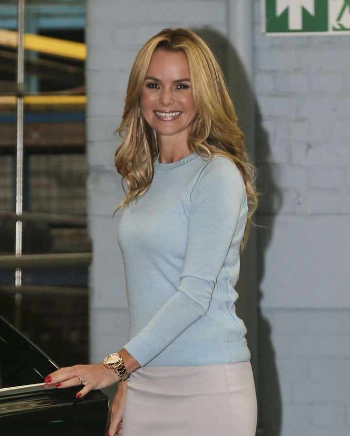 Amanda Holden Outside The London Studios 09 Gotceleb