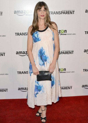 "Amanda Peet - ""Transparent"" Premiere in LA"
