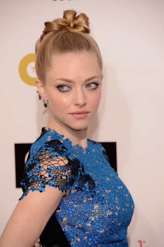 Amanda Seyfried at 18th annual Critics Choice Movie Awards in Santa Monica, January 10, 2013