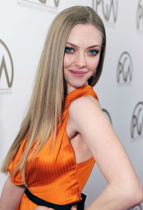 Amanda Seyfried - 2013 Guild Award