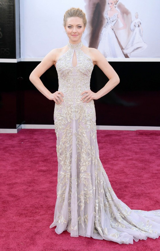 Amanda Seyfried – Oscars 2013 -01