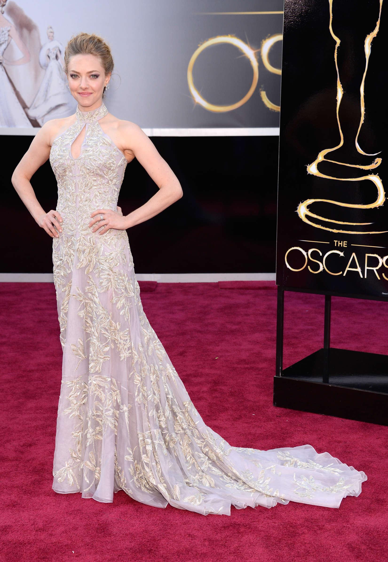 Amanda Seyfried - Oscars 2013 -02 - GotCeleb