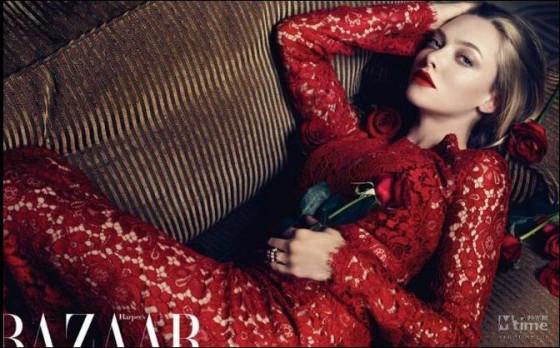 Amanda Seyfried – Harpers Bazaar 2013 -04