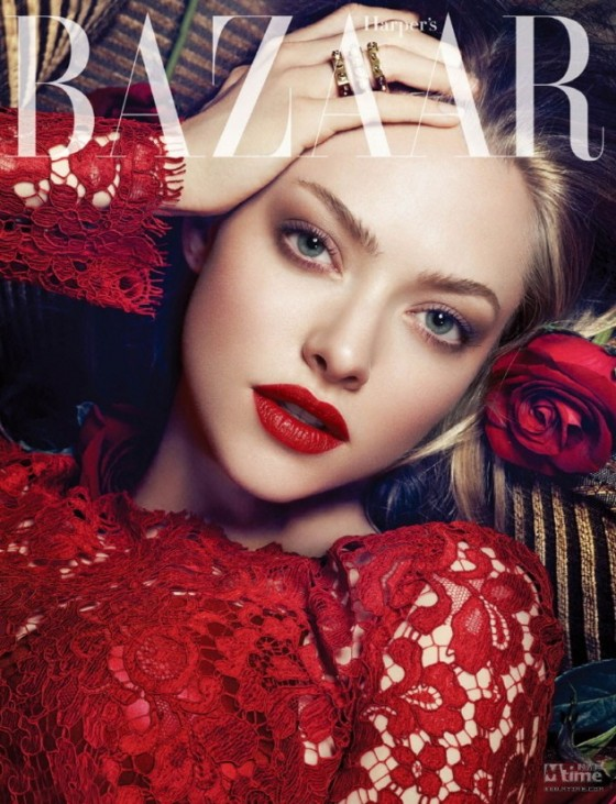 Amanda Seyfried – Harpers Bazaar 2013 -05
