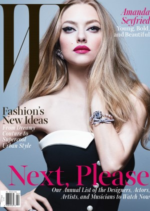 Amanda Seyfried: W Magazine -03