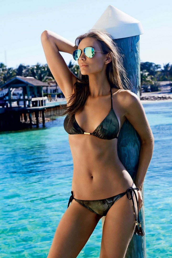 Amber Arbucci: Pily Q Resort Bikini 2014 -34