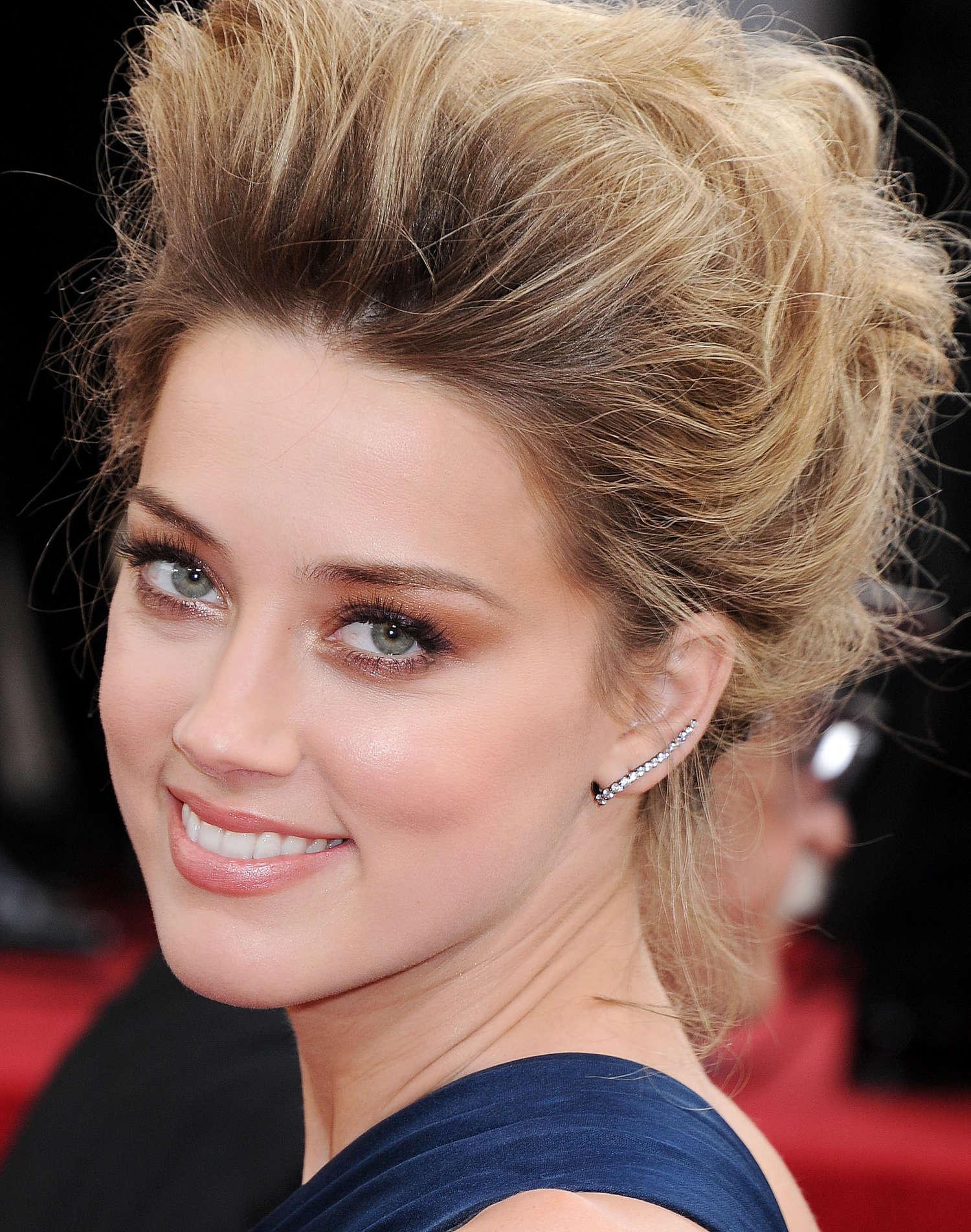 Amber Heard 2014 : Amber Heard: Golden Globe 2014 Awards -10