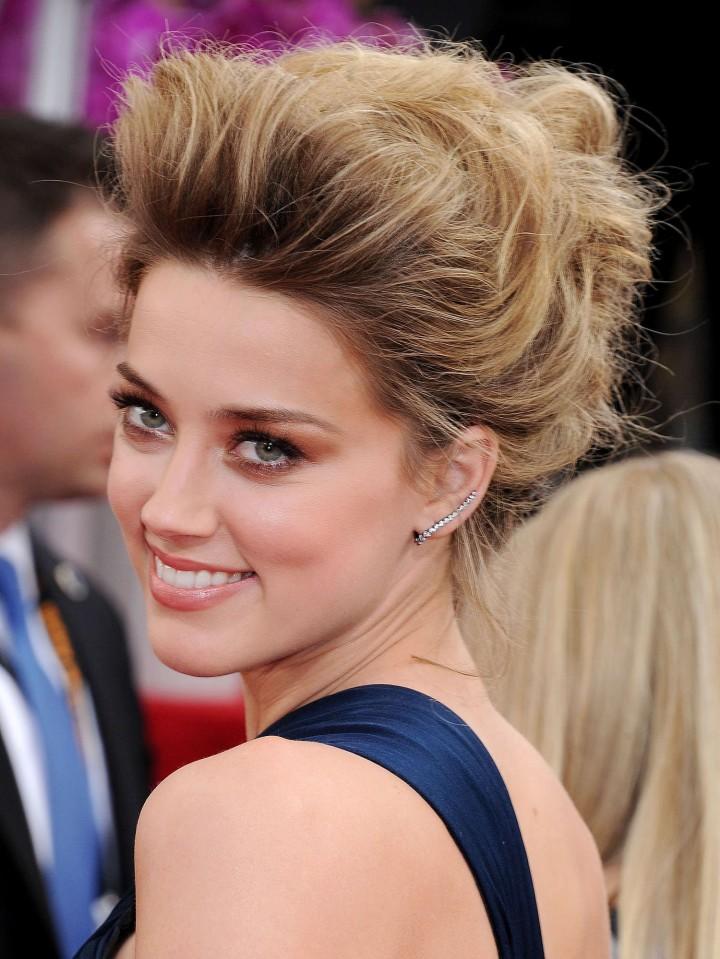 Amber Heard 2014 : Amber Heard: Golden Globe 2014 Awards -12