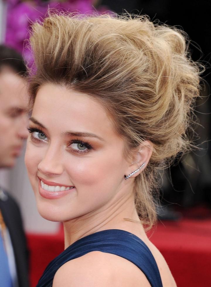 Amber Heard 2014 : Amber Heard: Golden Globe 2014 Awards -15