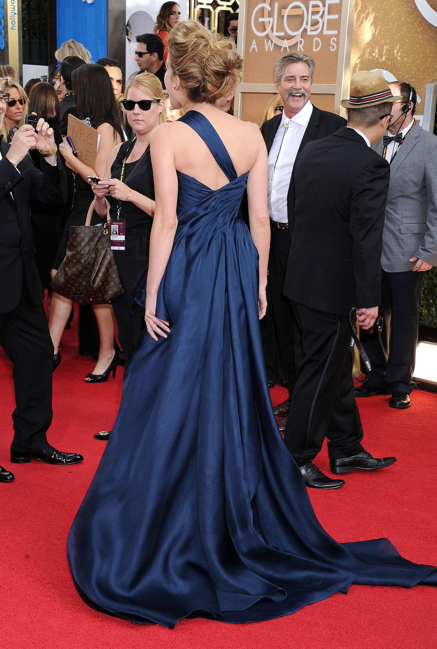 Amber Heard 2014 : Amber Heard: Golden Globe 2014 Awards -18