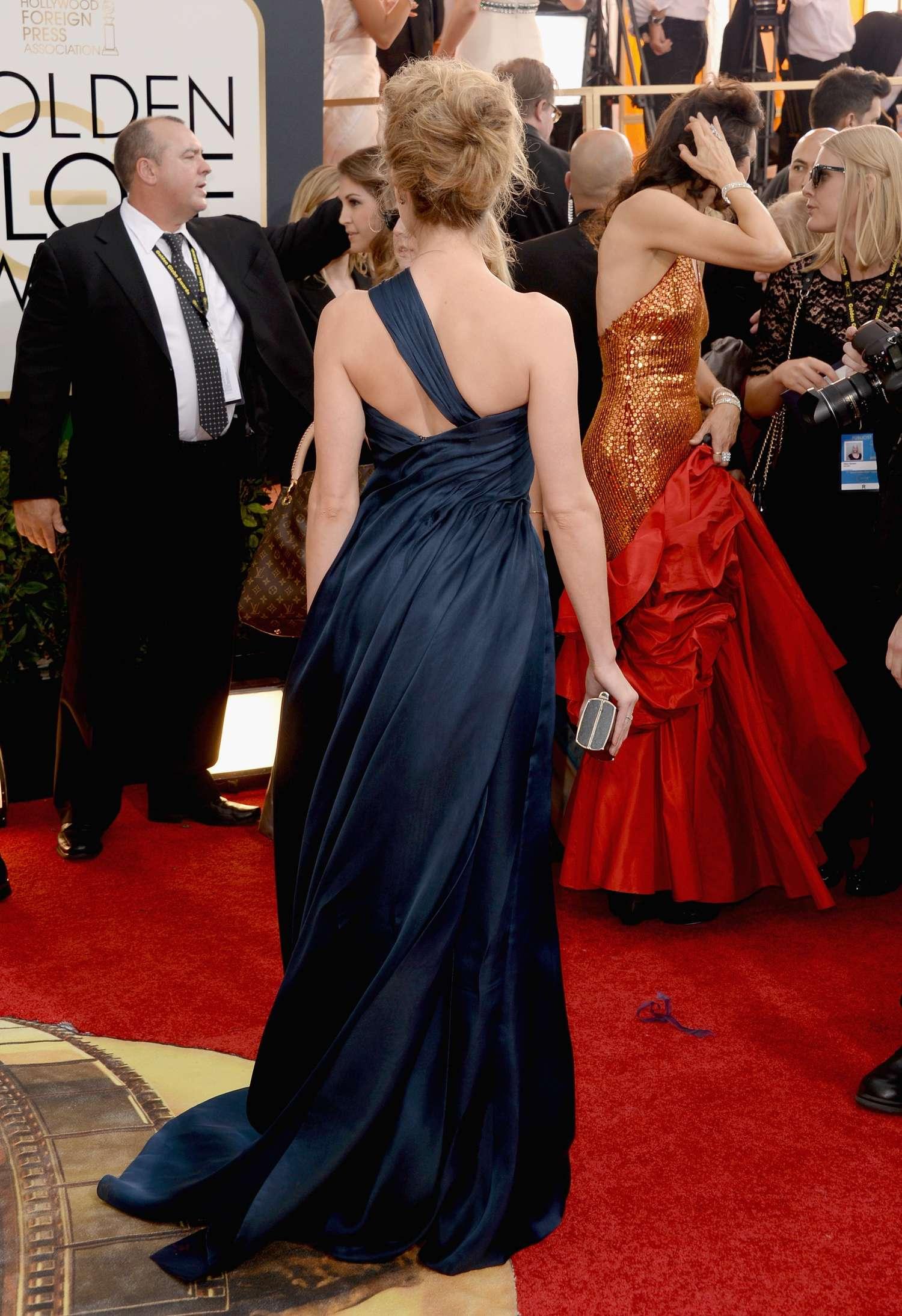 Amber Heard: Golden Globe 2014 Awards -34