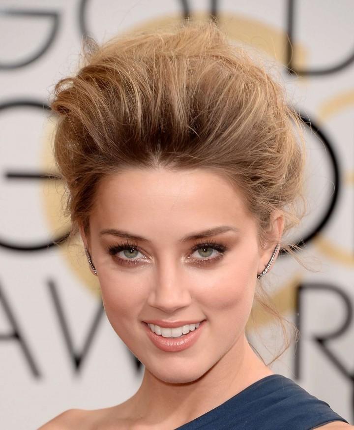 Amber Heard: Golden Globe 2014 Awards -35