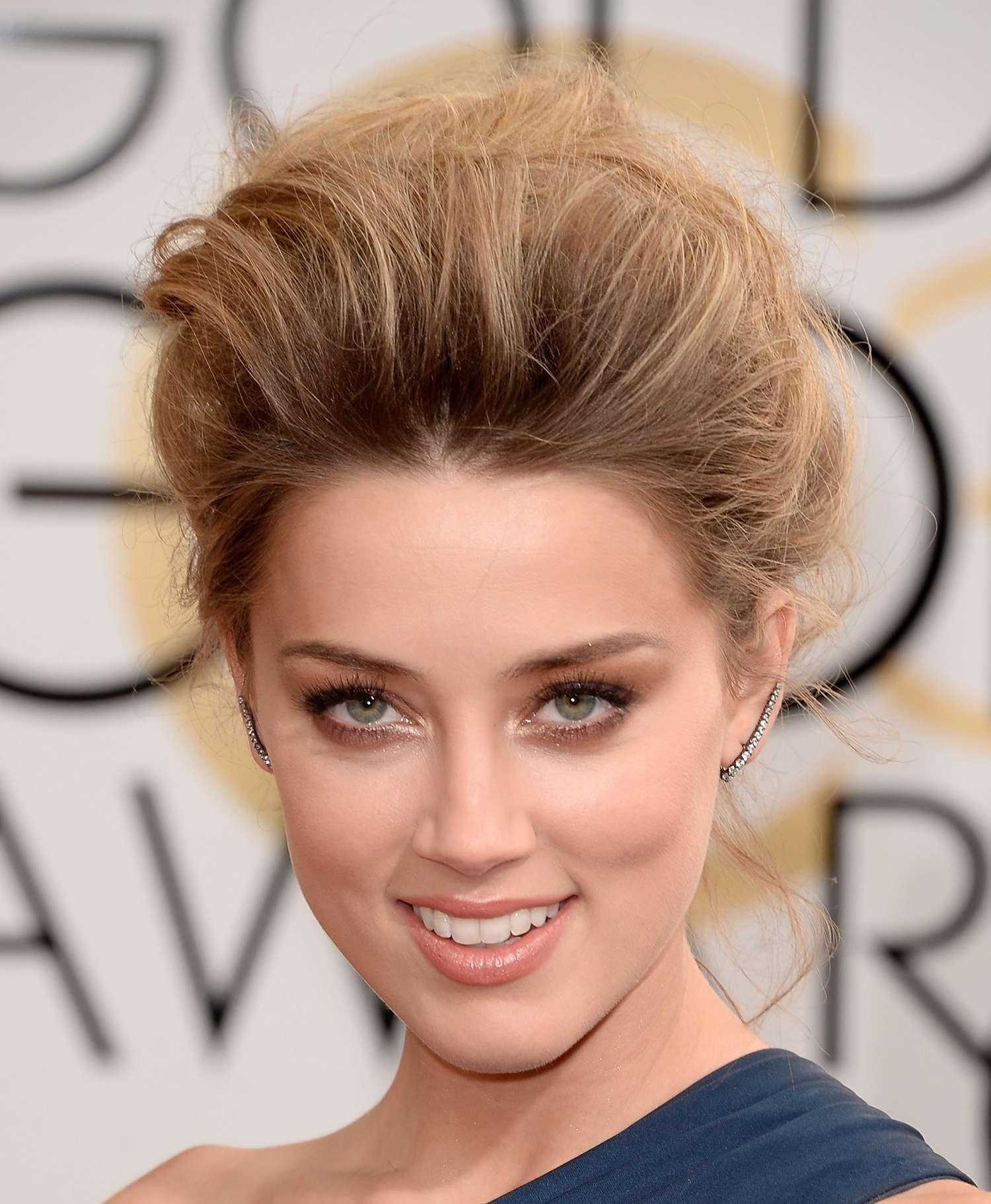Amber Heard 2014 : Amber Heard: Golden Globe 2014 Awards -35