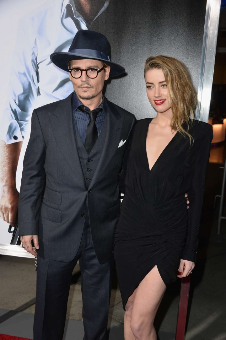 Amber Heard: 3 Days to Kill Hollywood Premiere -05