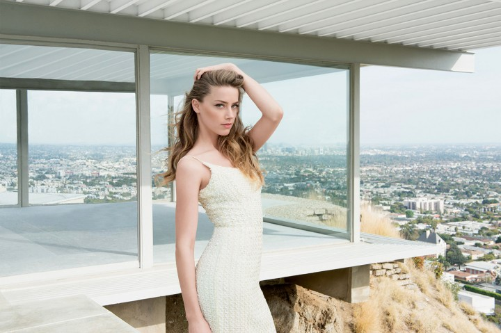 Amber Heard - Claiborne Swanson Frank Photoshoot for 'Young Hollywood' Book 2014