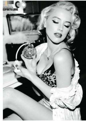 Amber Heard: DT Spain 2014 -03