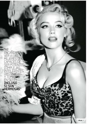 Amber Heard: DT Spain 2014 -04