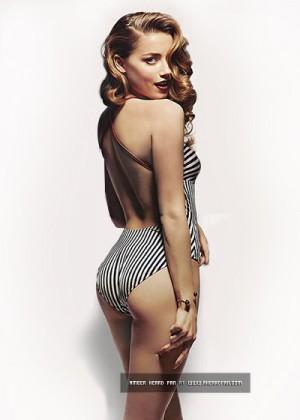 Amber Heard: Esquire Latin America 2014 -02