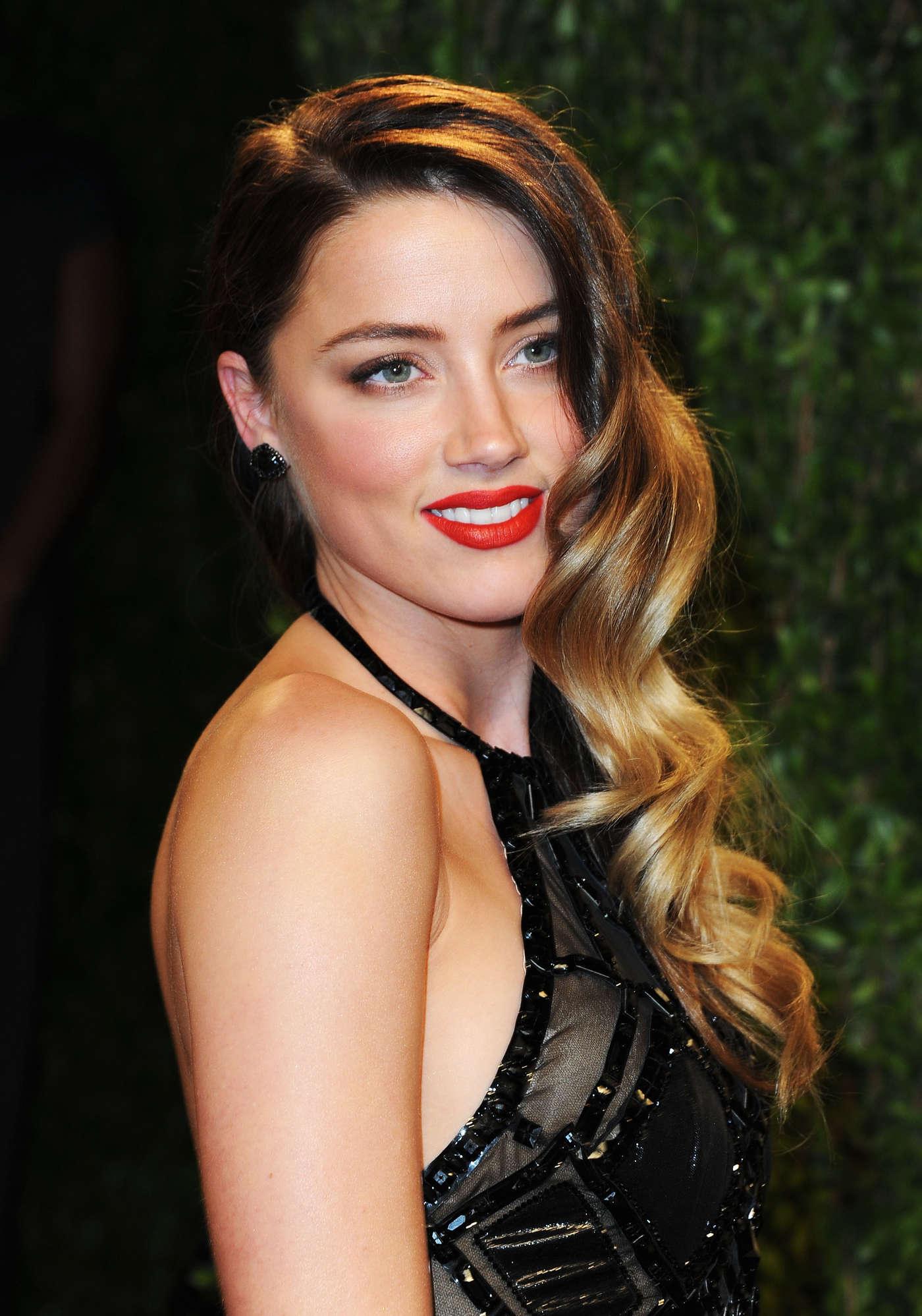Amber Heard - Oscar 20...
