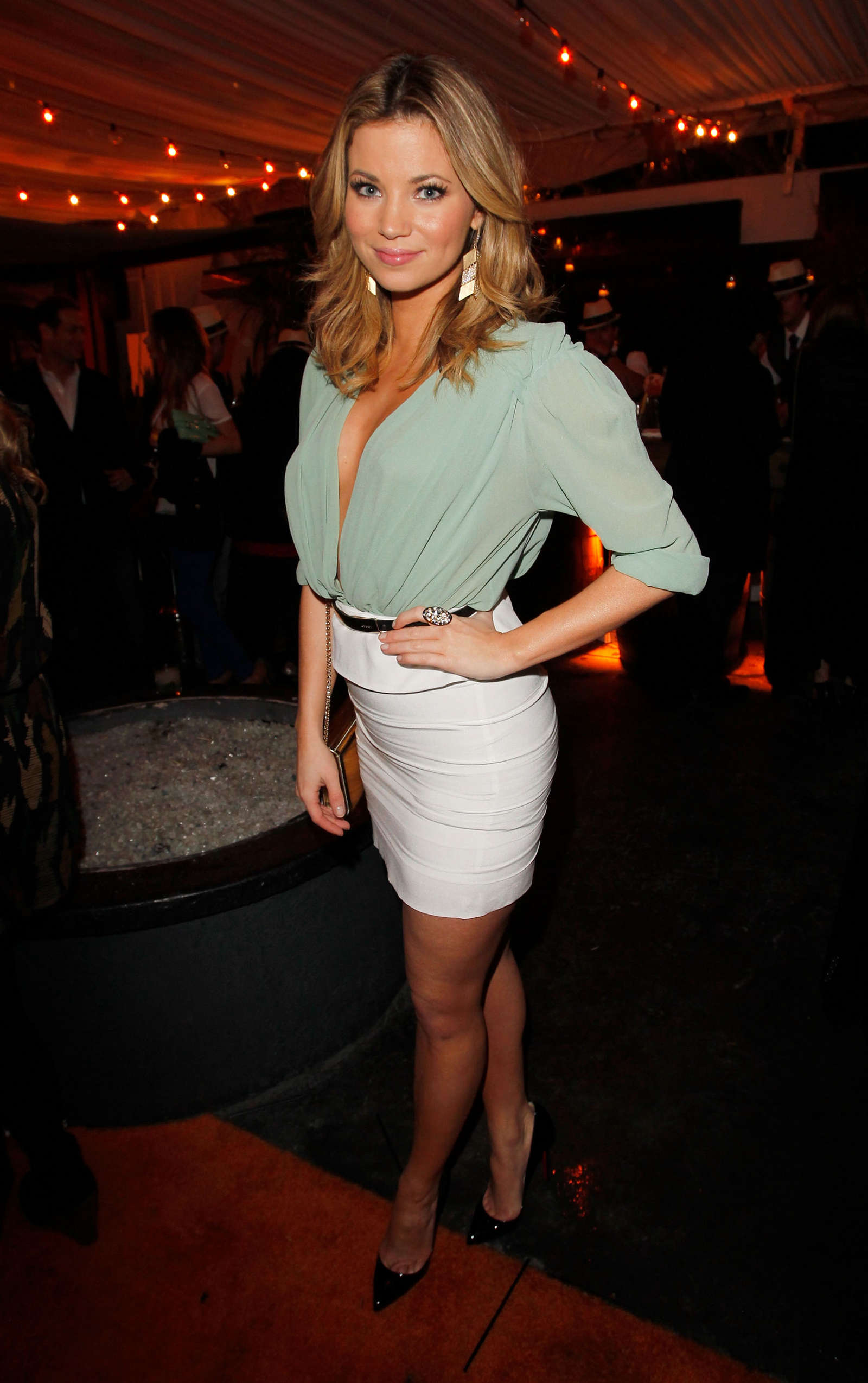 Amber Lancaster 2012 : Amber Lancaster at Launch of Caliche Rum in Hollywood-03