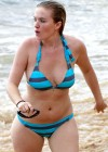 Amber Meade - Bikini Candids in Hawaii -07