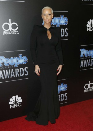 Amber Rose - 2014 PEOPLE Magazine Awards in Beverly Hills