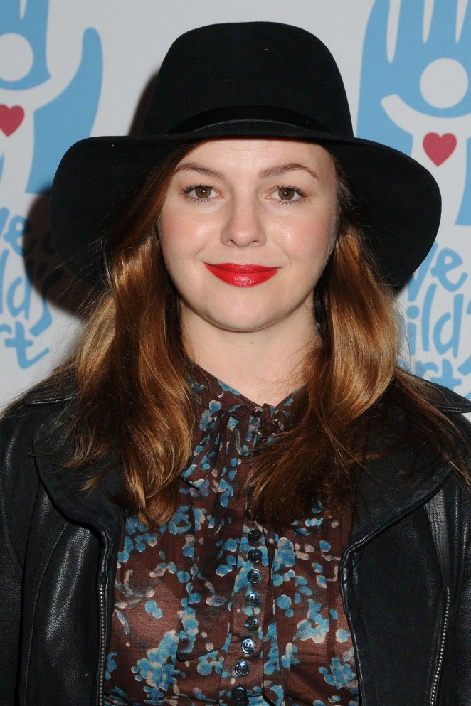 Amber Tamblyn - Save A Child's Heart Celebration & Honorary Ceremony in LA