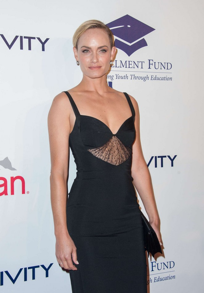 Amber Valletta - 20th Annual Fulfillment Fund Stars Benefit Gala in Beverly Hills