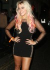 Amelia Lily at Mahiki nightclub in London-05